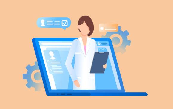 Como o sistema de agendamento online de consultas pode otimizar a rotina dos colaboradores?
