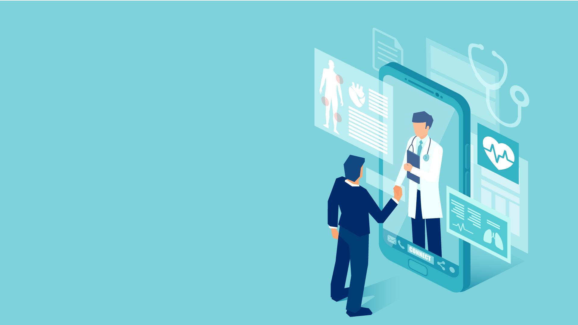 benefícios da tecnologia no atendimento hospitalar