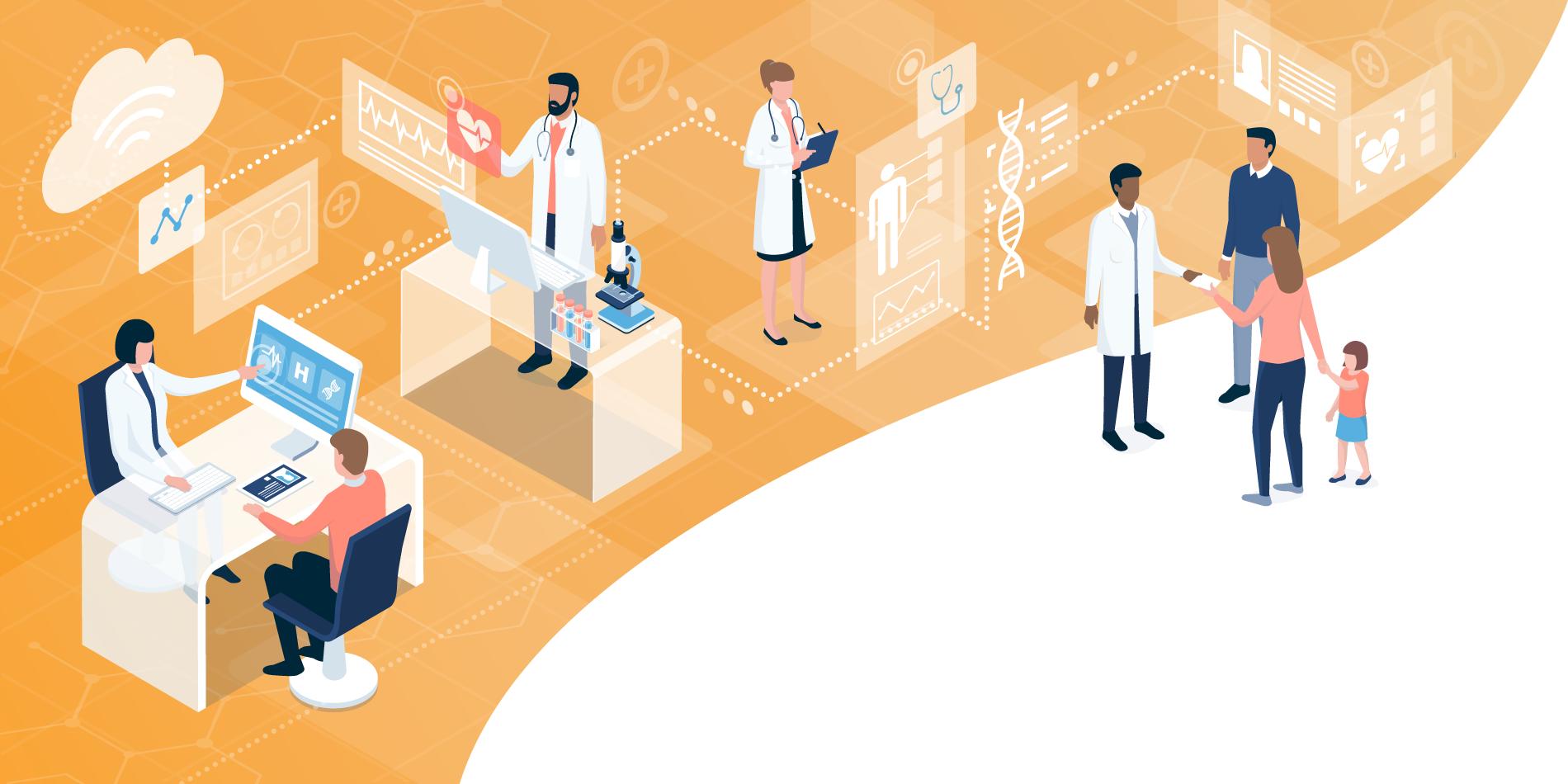 Quais as vantagens do uso da inteligência artificial na saúde?