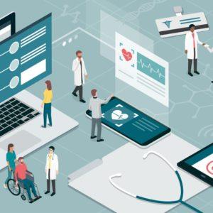Como a tecnologia pode ajudar na otimização de processos em clínicas e hospitais.