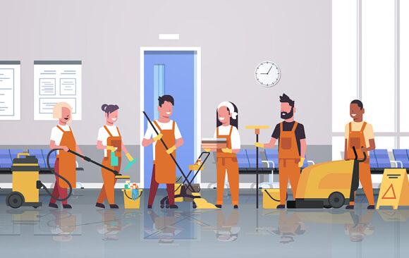 Gestão de facilities e sua importância na gestão hospitalar